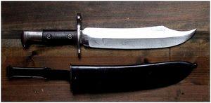 Лучший нож Боуи: разрезать каждую задачу пополам