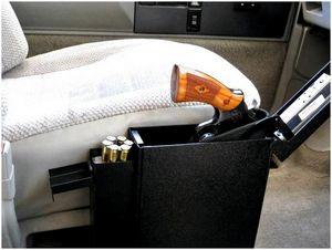 Лучшее безопасное оружие: храните оружие в безопасном месте