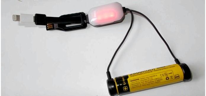 Компактное магнитное зарядное устройство Nitecore LC10 с функциями зарядки Li-ion и Li-ion IMR аккумуляторов и работы как powerbank, устройство, характеристики, обзор.