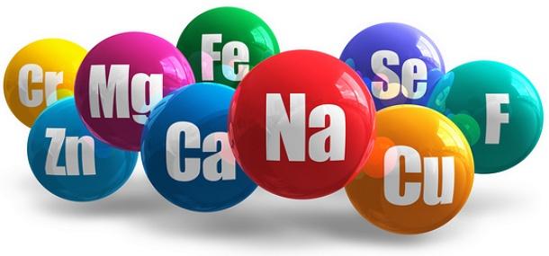Минеральные вещества необходимые для организма человека, кальций, фосфор, железо, кобальт, цинк, медь, мышьяк, ванадий, свойства, в каких продуктах содержаться, суточная потребность.