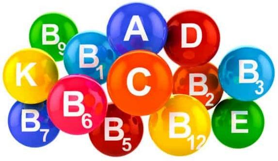 Необходимость витаминов для организма человека, витамин A, D, В1, В2, В5, В6, В12, РР, С, K, E, свойства, в каких продуктах содержаться, суточная потребность.