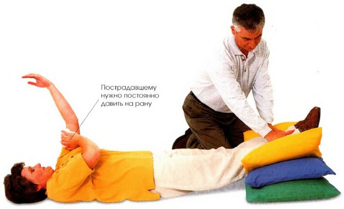 Ножевое ранение, что делать, если нож остался в ране, первая неотложная помощь.