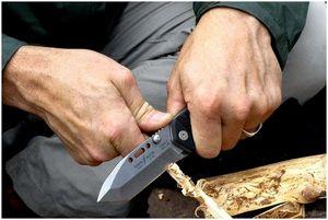 Лучший карманный нож: карманный спасатель