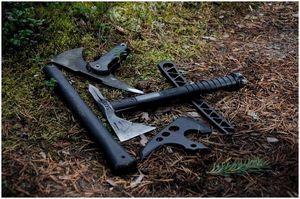 Лучший тактический томагавк: все от безопасности до резки одним инструментом
