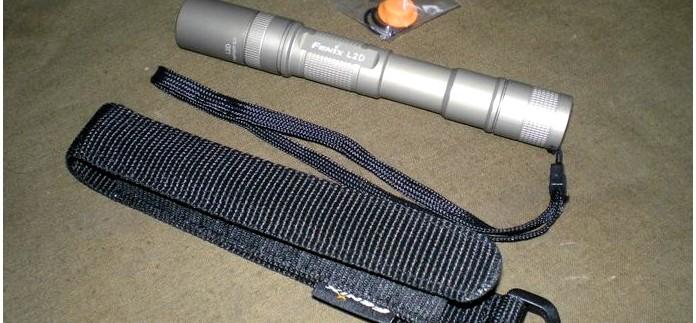 Фонарь Fenix LD20 Cree Premium Q5 7090 XR-E LED, устройство, характеристики, обзор.
