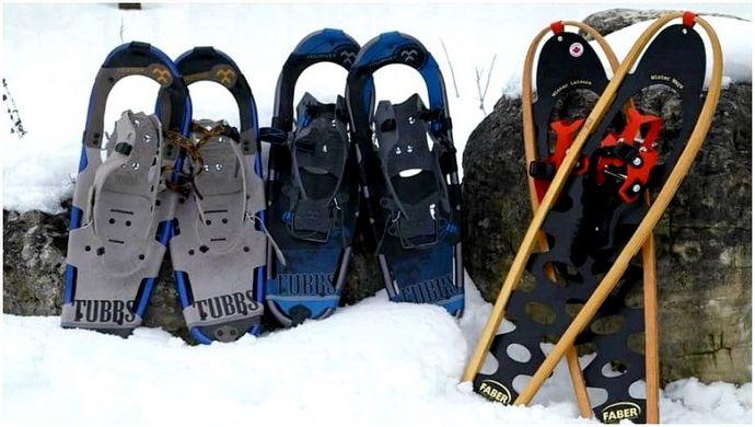 Как сделать снегоступы: веселиться и выживать одновременно