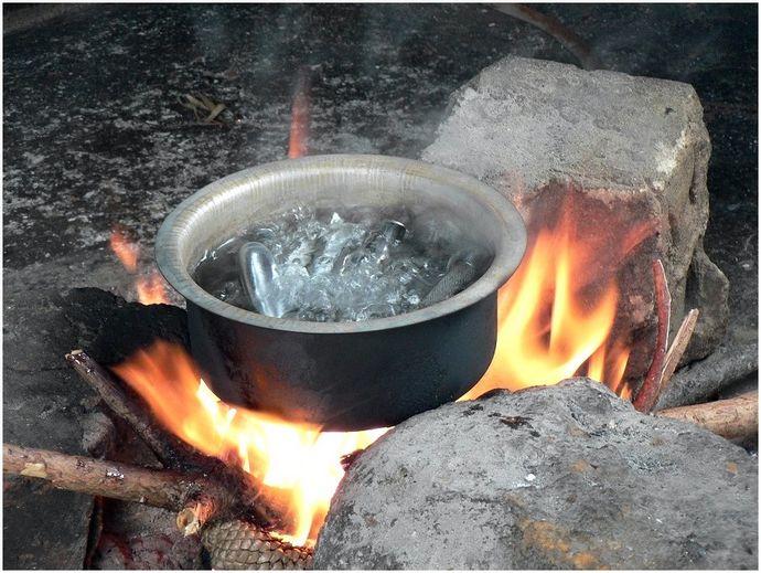 Выживаемая очистка воды: 7 практических способов утолить жажду в природе