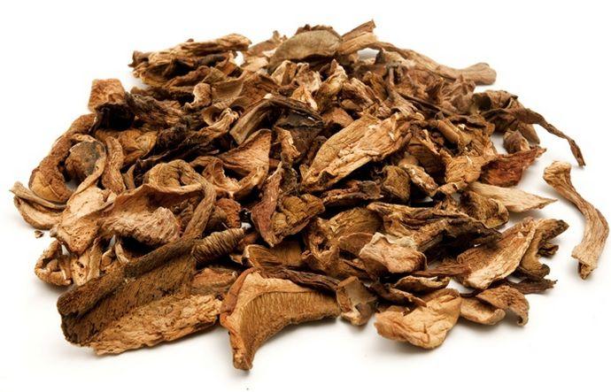 Сушка грибов, подготовка к сушке, сушка грибов в русской печи и духовке, изготовление грибного порошка, хранение высушенных грибов.