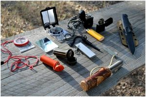 3-х дневный набор для выживания: 25 жизненно важных предметов