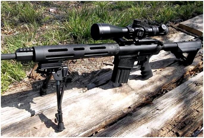 Лучший диапазон для винтовки .308: охотиться с уверенностью
