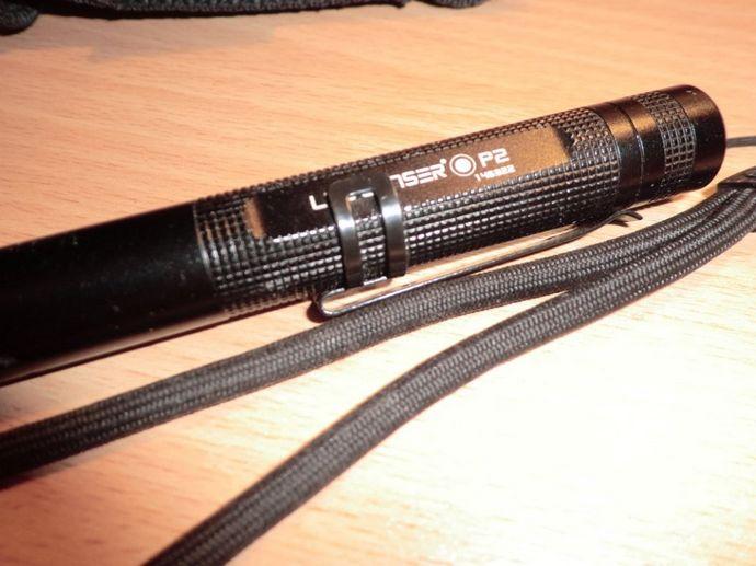 Фонарь Led Lenser P2, характеристики, обзор и впечатления.