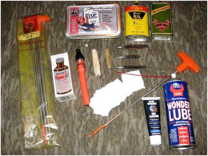 Как правильно чистить винтовку: советы, как держать свое оружие в идеальном состоянии