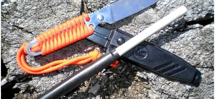 Портативные малогабаритные точилки и приспособления для заточки ножей, топоров, лопат и пил в полевых условиях, требования.