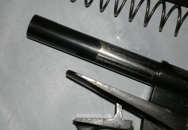 Средство для воронения Brunox NU-BLAK №82, для воронения металлических частей оружия, ножей, инструмента.