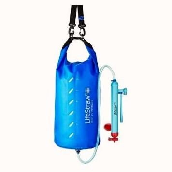 Фильтр для воды лучших туристов: будьте осторожны и увлажнены