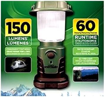 Лучший кемпинговый фонарь: Топ-10 на Амазонке сегодня