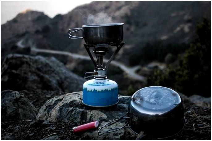 Лучшая походная печь: максимально используйте свой поход
