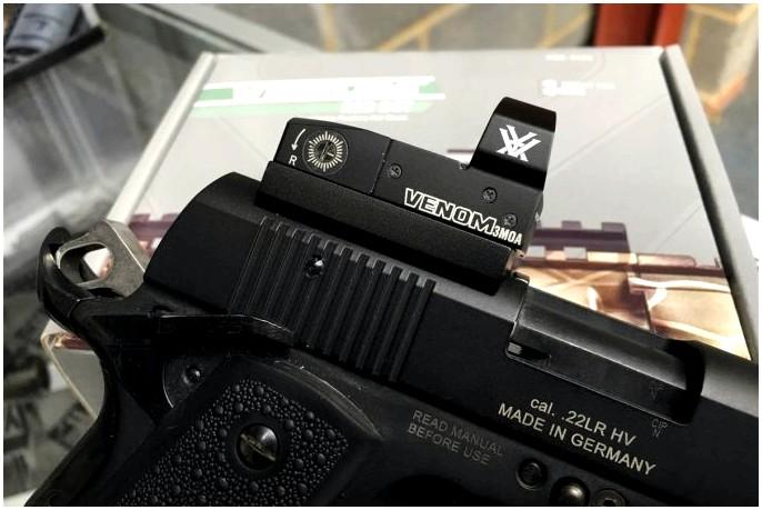 Лучший вид отражения оружия: руководство покупателя, комментарии и сравнения
