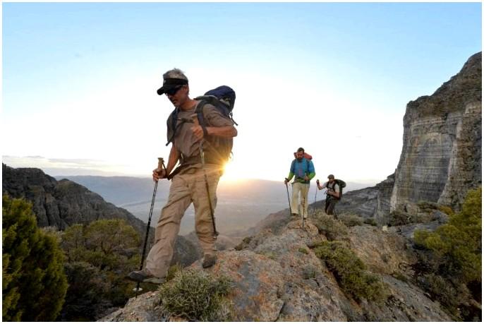 Список альпинистского снаряжения: к чему нужно быть готовым в дороге