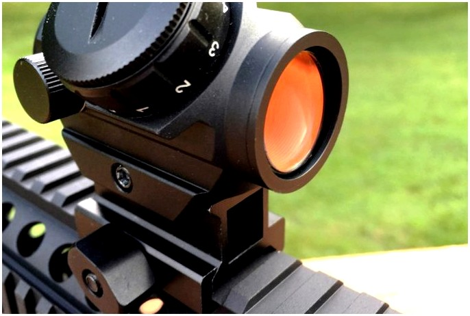 Лучшее ружье с красной точкой зрения: 7 лучше, чем вы когда-либо могли себе представить