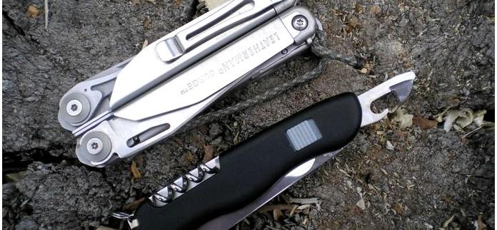 Многопредметный складной нож Victorinox Outrider 0.9023, описание, общий обзор, тест и впечатления.
