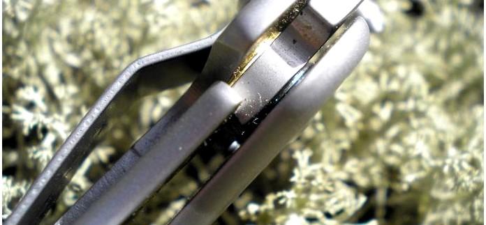 Складной нож Kershaw Vapor III Plain Edge, общий обзор, устройство, впечатления.