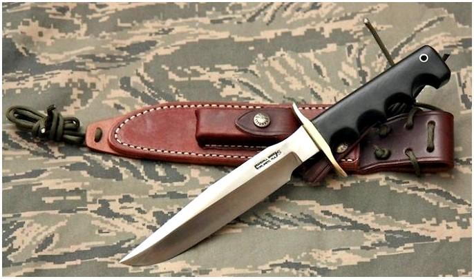Лучший нож для выживания: надежный друг на все случаи жизни
