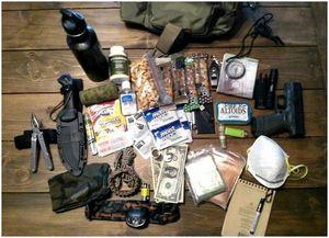 Как сделать набор для выживания: необходимые элементы для вашей аварийной сумки