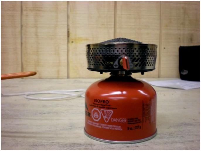 MSR Reactor Stove: высокопроизводительная кухня с инновационным дизайном