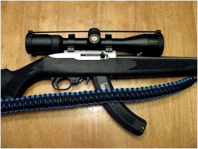 Honda Rifle Paracord: завяжите узел, чтобы улучшить свою винтовку