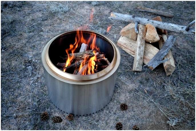 Solo Stove Review: лучшая дровяная печь для туристов
