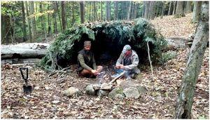 Строительство приюта для выживания: вы не должны быть Гриллс сделать