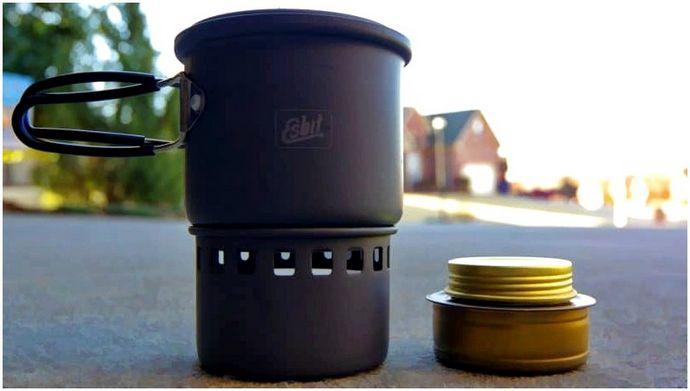 Esbit алкогольная плита: сверхлегкая напольная печь для туристов