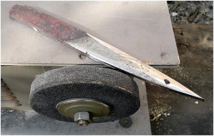 Как сделать нож: основы и пошаговый процесс, чтобы сделать нож
