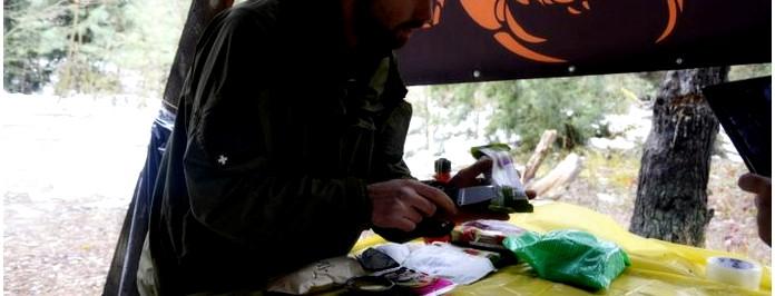 Мини-фестиваль экстремальной кухни Survival food mini-fest. Обеспечение жизнедеятельности в полевых условиях.