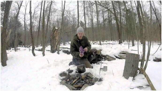 Советы по приготовлению: где и как получить пищу для выживания зимой