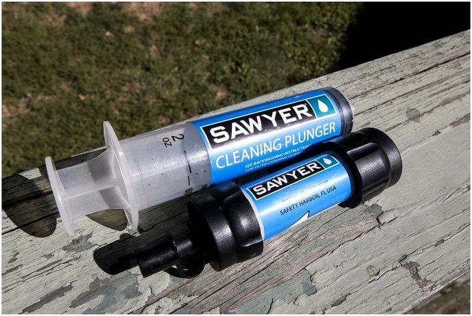 Обзор фильтра воды Сойера: фильтрация на лету