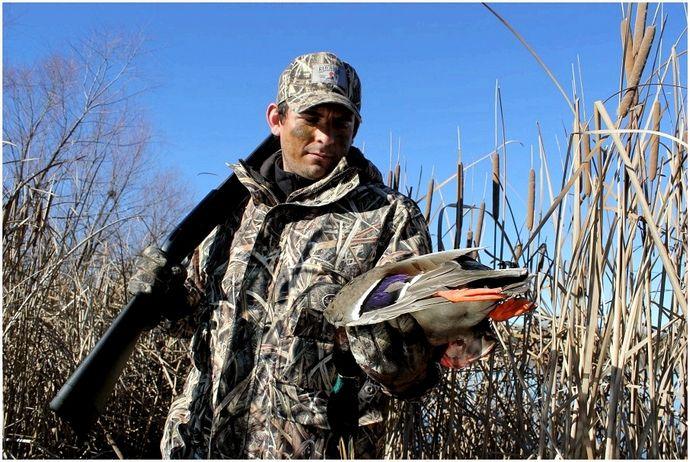 Оборудование для охоты на водоплавающих птиц: соберите все