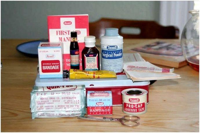 Лучший аптечка: несколько хороших вариантов аптечек для вас