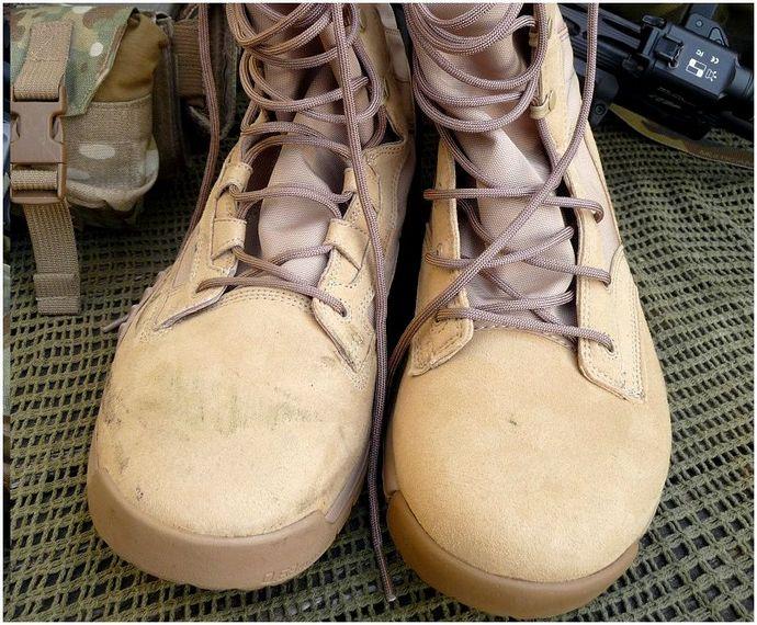 Лучшие ботинки выживания: выберите те, которые позволят вам продолжить
