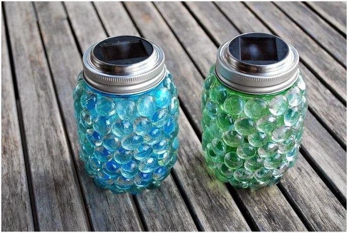 DIY солнечные фонарики: разные способы сделать их самостоятельно