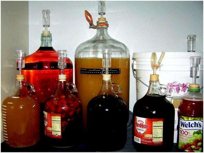 Как сделать алкоголь: 3 простых рецепта
