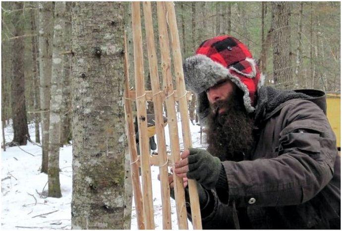 Как сделать снегоступы: веселый DIY-проект для The Survivalist in You