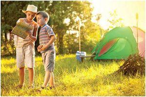 Туристическое снаряжение для детей: наслаждайтесь веселыми семейными выходными