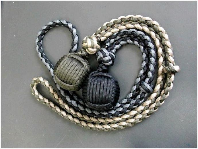 Paracord Monkey Fist: интересные применения и полные инструкции