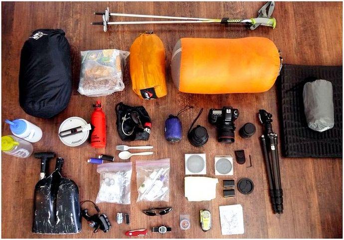 Что взять с собой в поход: что взять с собой в приятное путешествие