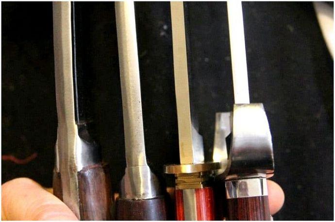 Лучший боуи-нож: остро заточенный