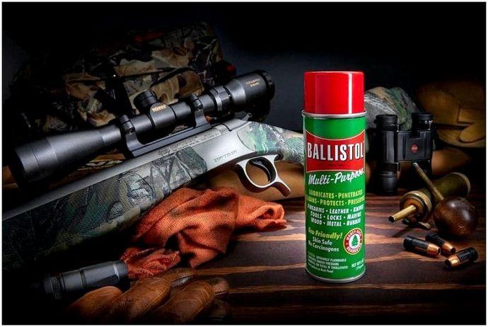 Лучшее масло для оружия: лучшие продукты на рынке