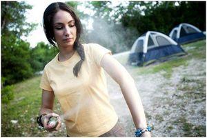 Самодельное средство от комаров: приемы изготовления собственного оружия