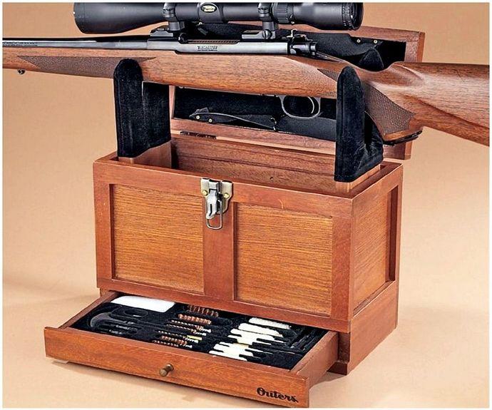 Как чистить винтовку: инструменты для чистки пистолета и безопасность